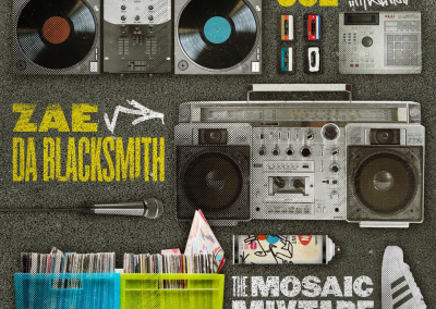 The Mosaic Mixtape by Zae Da Blacksmith and Average Joe